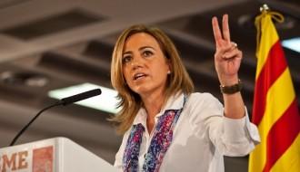 Chacón dimiteix de diputada i se'n va a viure a Miami