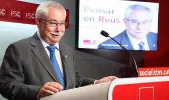 L'exalcalde de Reus Lluís Miquel Pérez (PSC) també anirà a la Via