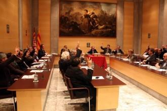 La Diputació de Girona aprovarà dimarts el suport a la consulta del 9N
