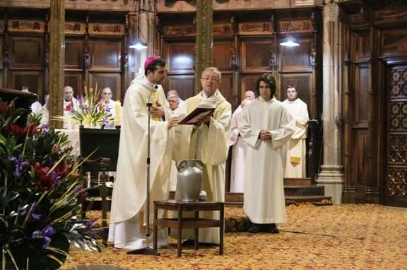 Novell: «La promesa d'obediència al bisbe no és un tràmit irrellevant»