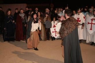 Hostalric retorna al seu passat amb la celebració de la Fira Medieval