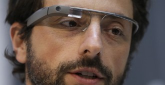 Les Google Glass s'apropen