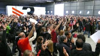 Comitè de TV3: «Que altres teles pugin audiència per la vaga no és mèrit seu»