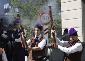 La Guardia Civil imparteix dissabte un curs per a trabucaires
