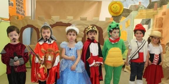festa sant jordi escola: