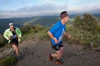 Ernest Ausiró i Montse Torné s'imposen a la marató de muntanya del Voltreganès