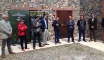 Vés a: Inaugurat el nou Centre d'Interpretació del Bosc de Poblet