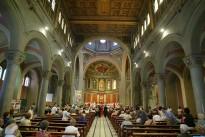 Vés a: Vídeos del repic de campanes de la catedral de Sant Vicenç de Sant Feliu de Llobregat