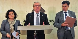 Els ajuts socials del pressupost 2015 de Reus superen els de l'útlim del Tripartit