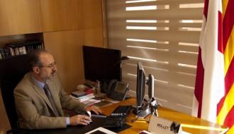 Josep Monràs estén la mà a qui vulgui «sumar per l'estabilitat»