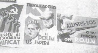 Maig del 1937, guerra oberta a Terrassa entre les esquerres