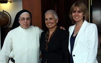 Rosa Oriol, distingida amb la Creu de Sant Jordi