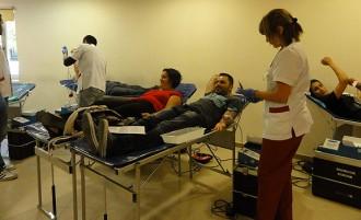 Una nova marató de donació de sang a Cal Figarot