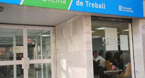 Lleuger descens de l 39 atur naci solsona for Oficinas soc barcelona