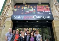 Vés a: Codorníu deixa la col·laboració amb el Teatre Goya