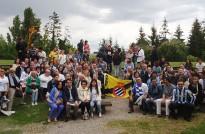 Els pericos celebren la seva primera gran festa a Osona