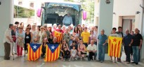 Vés a: Homs acusa el govern espanyol de voler «limitar la llibertat d'expressió»