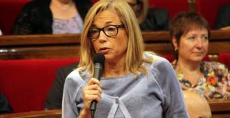 Joana Ortega sí que anirà a la Via