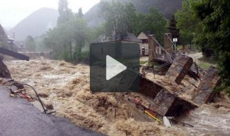 Vés a: Màxima alerta a la Val d'Aran, els dos Pallars i l'Alta Ribagorça