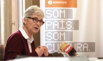 Muriel Casals: «No es menysté les comarques de Lleida»