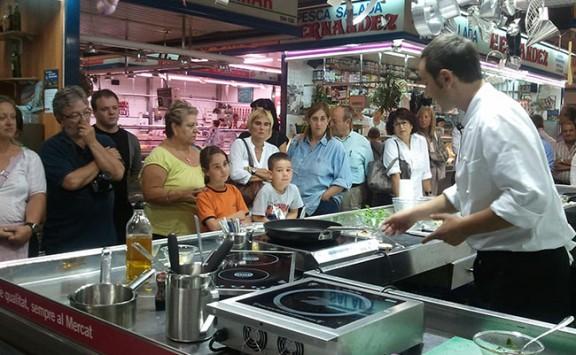 Els mercats de reus inicien el cicle cuines amb do - Cuines granollers ...