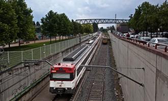 El desdoblament del tren de Puigcerdà desapareix dels pressupostos de l'Estat
