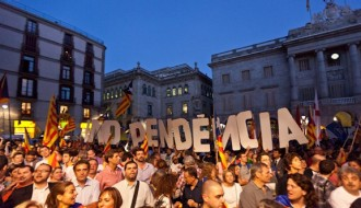 Nació Digital ja està fent el minut a minut de la Via Catalana