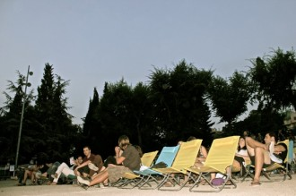 El Cinemafreshhh! torna al parc Torras Villà de Granollers cada dimarts de juliol