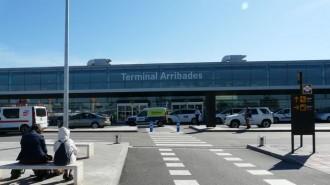 L'Aeroport de Reus segueix en caiguda lliure: cancel·lats els vols a Porto