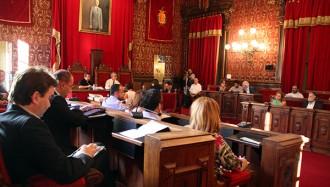 Tarragona també celebrarà un ple per la moció sobre la consulta sobiranista