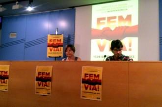 Forcadell: «Que Barcelona es desplaci i demostrem que som un país»