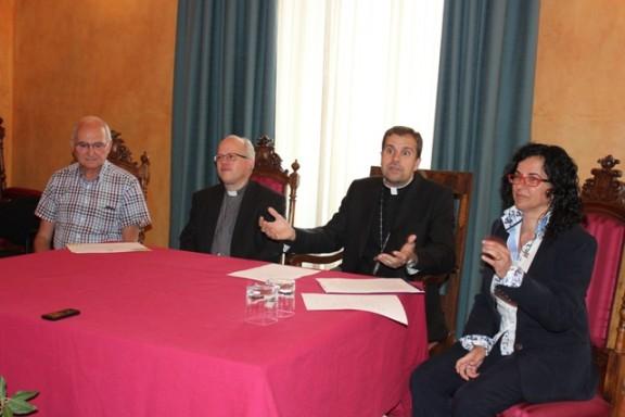 Novell demana als laics compromesos que siguin instruments evangelitzadors de l'Església
