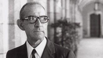 Vés a: Salvador Espriu: «No sé si soc poeta»