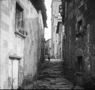 L'Alpens de principis del XX, en imatges