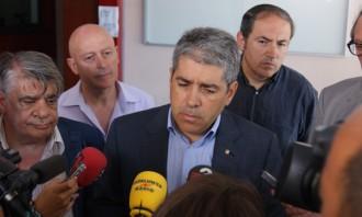 Homs: «El procés no s'aturarà»