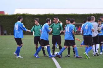 Partit de presentació de temporada del CF Solsona