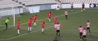 El Girona en té prou amb un gol per endur-se el 13è Ciutat de Terrassa