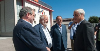 Els presidents de Diputació se sumen a la Via Catalana