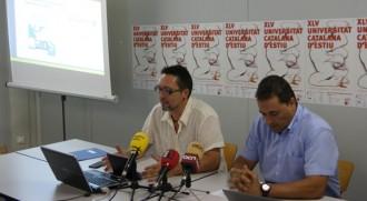 El català a la universitat, una realitat «desigual» segons el territori