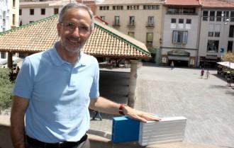 Josep Mayoral optarà per tercera vegada a l'alcaldia