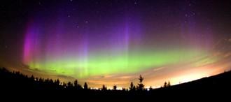 Vés a: Les aurores boreals,  en directe per Internet