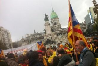La Via Catalana, anunciada a la televisió pública argentina