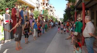 Més de 3.500 persones del Baix Montseny participaran a la Via Catalana cap a la Independència