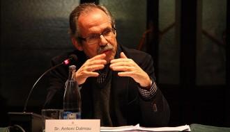 Antoni Dalmau deixa el PSC: «Feia temps que no m'hi sentia còmode»