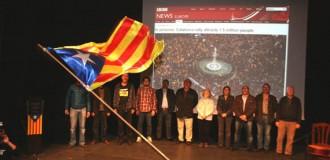 Festa per la Independència a Hostalric l'1 de setembre