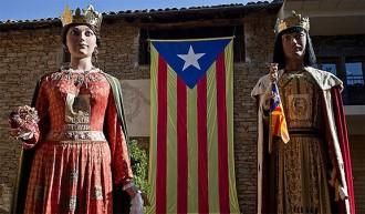 La Via Catalana, amb gralles i tenores