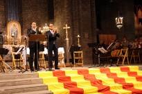 Mas i de Gispert seran a la consagració del santuari de Núria com a basílica menor