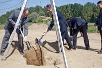 Osona Nord i el Voltreganès posen la primera pedra de la potabilitzadora