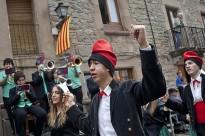 La Dansa alpensina tanca la festa major d'Alpens