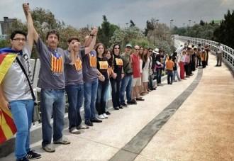 L'ANC de Torredembarra organitza dos autocars per omplir un tram de la Via Catalana de l'Ebre